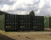 Container Storage Cirencester